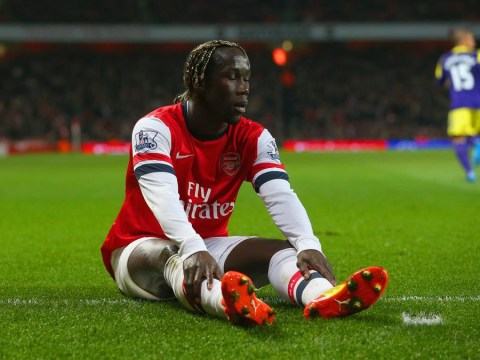 Arsenal's Bacary Sagna to stay in England, says Inter Milan president Erick Thohir