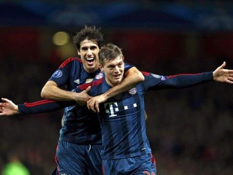 Toni Kroos is considering a move to Manchester United, claims the Bayern Munich star's brother