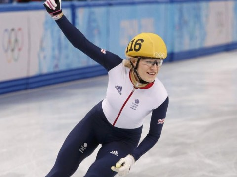 Elise Christie back in business with world championships silver medal