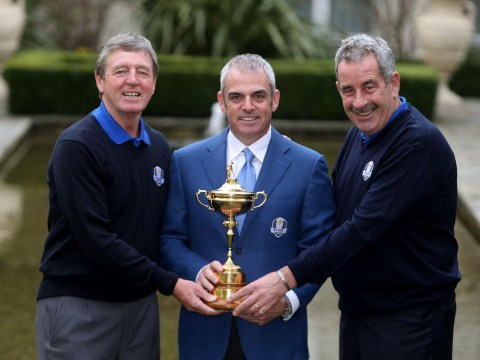 Ryder Cup: Paul McGinley at ease in leading role ahead of Gleneagles challenge