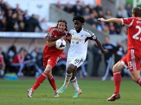 Going down? Relegation-threatened Swansea City must stand up and be counted