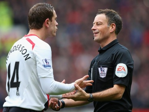 Mark Clattenburg gives Liverpool two penalties at Old Trafford in landmark moment