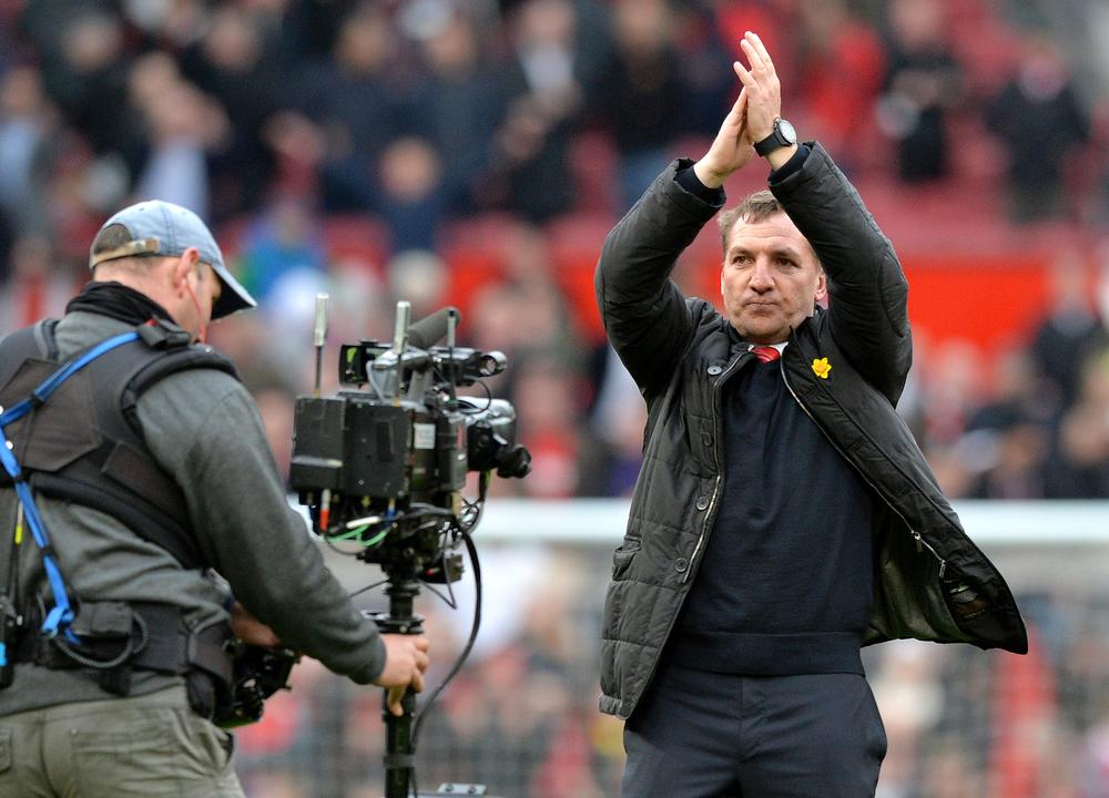 Liverpool boss Brendan Rodgers plays down links with Barcelona