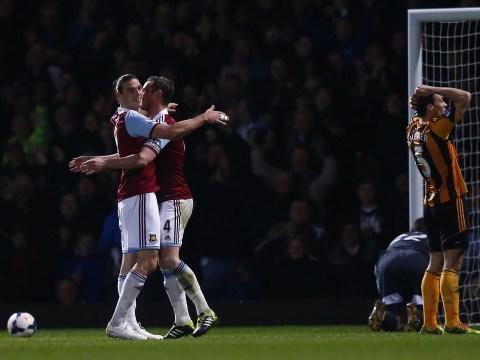 Hull City's ten men show their best in adversity at West Ham