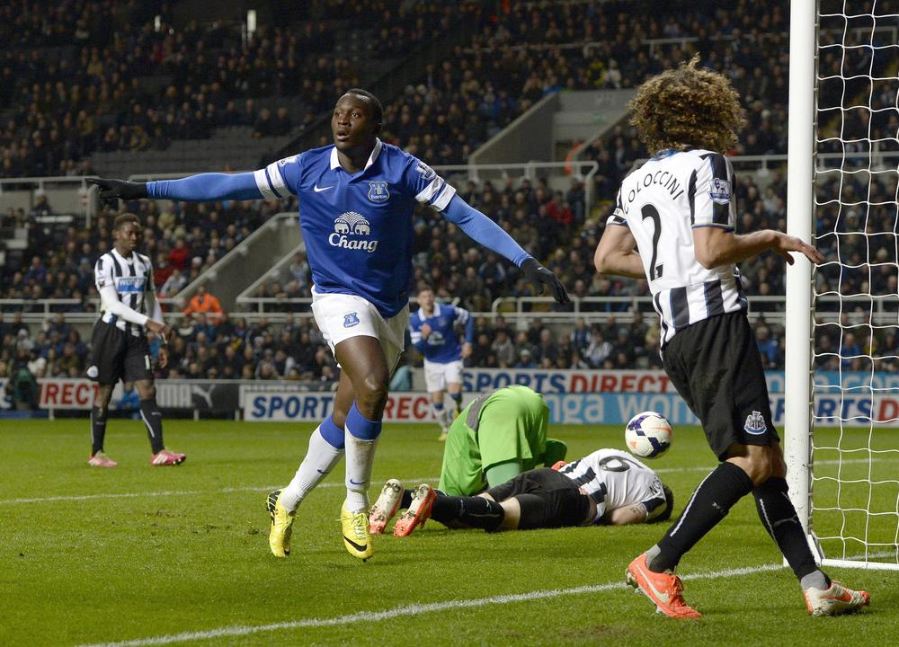 Newcastle fans should concentrate on their own team instead of moaning about Everton
