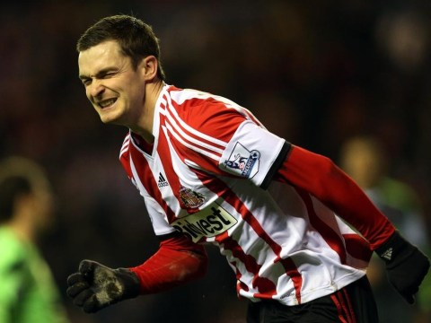 Sunderland winger Adam Johnson insists only top-eight clubs' players will make England squad