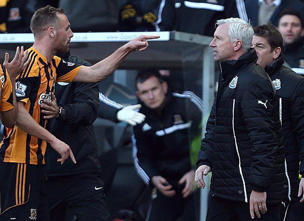 Alan Pardew lucky to escape the sack after head-butt on David Meyler, claims Alan Hansen