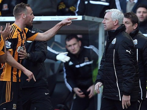 Alan Pardew lucky to escape the sack after head-butt on David Meyler, claims Alan Hansen