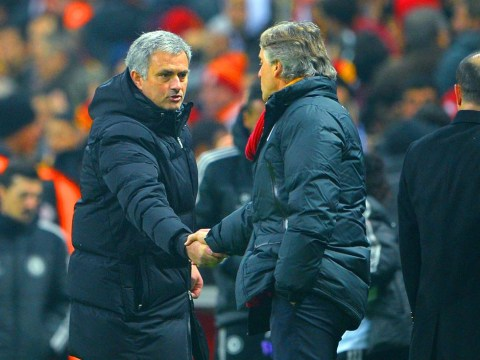 Jose Mourinho: I have nothing in common with Roberto Mancini, so why would I have dinner with him?