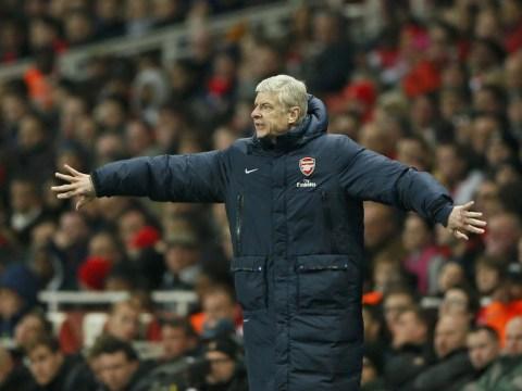 Arsene Wenger hints at U-turn over anticipated Arsenal stay