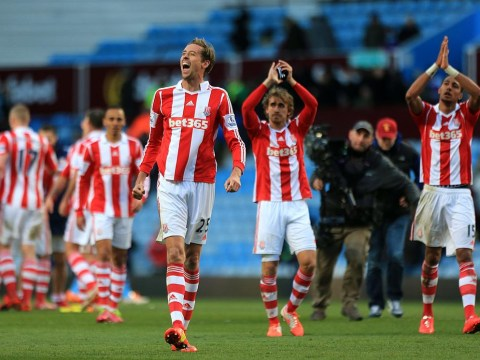 Stoke City proved their worth as they thumped Aston Villa at Villa Park