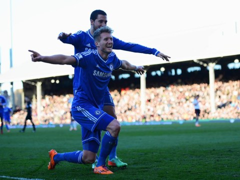 Eden Hazard is Chelsea's cutting edge, claims hat-trick hero Andre Schurrle