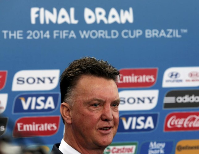 Manchester United News: Louis Van Gaal And Frank De Boer