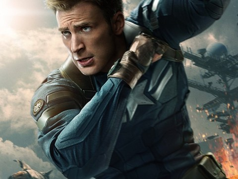 New Captain America: The Winter Soldier poster lets us see the man behind the mask