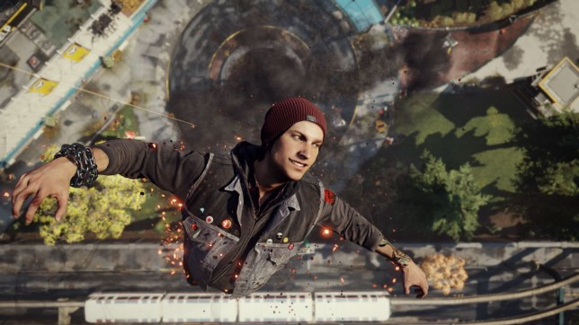 inFamous: Second Son - will you make Delsin a good guy or a bad guy?