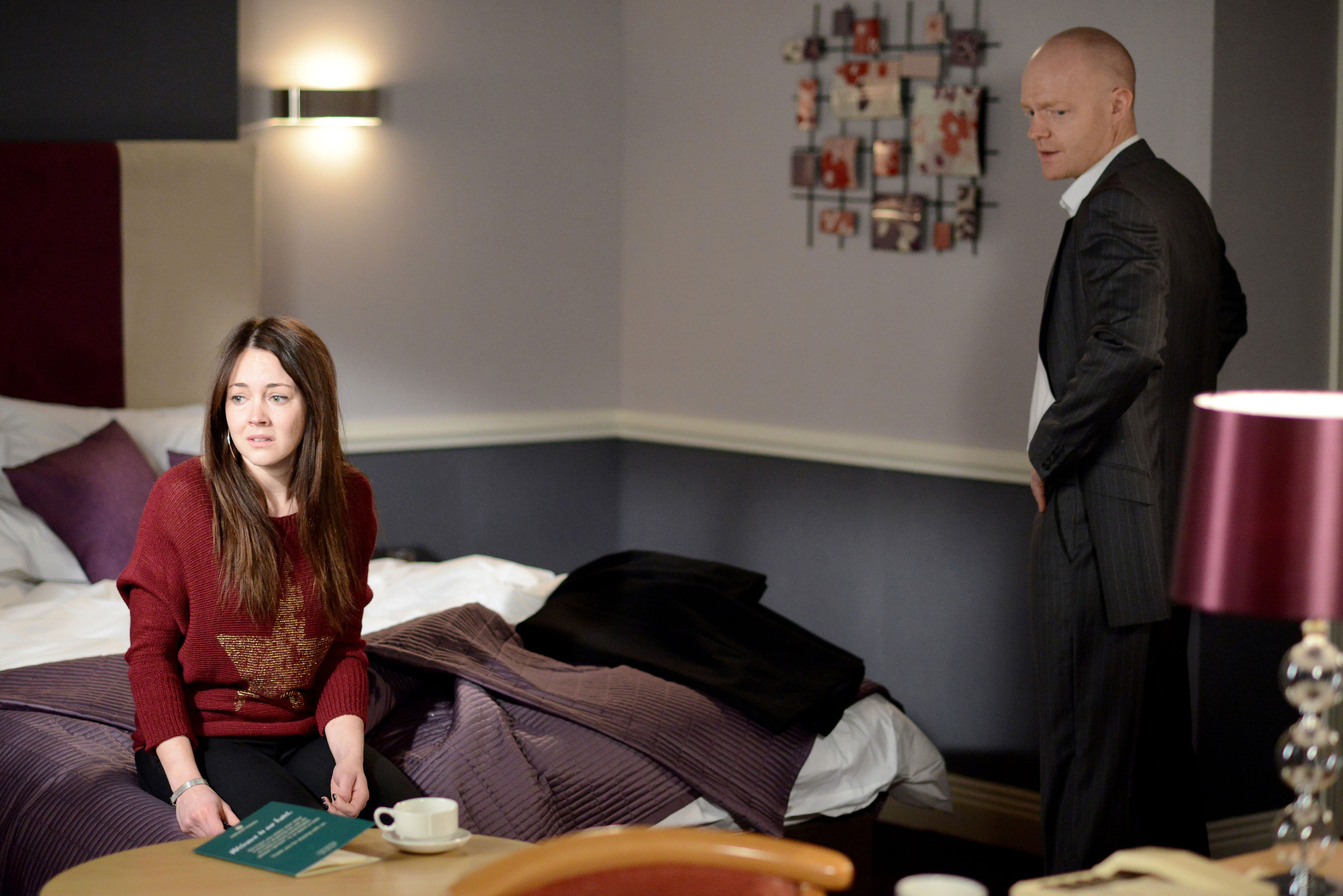 Max and Stacey kiss: A history of EastEnders' most dramatic (and longest) on/off relationship