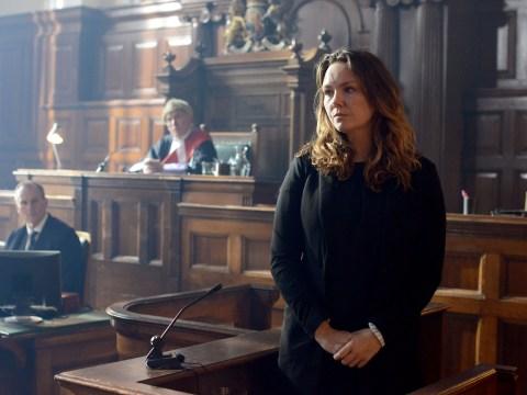 EastEnders fans in shock as verdict on Janine Butcher's murder trial delivered