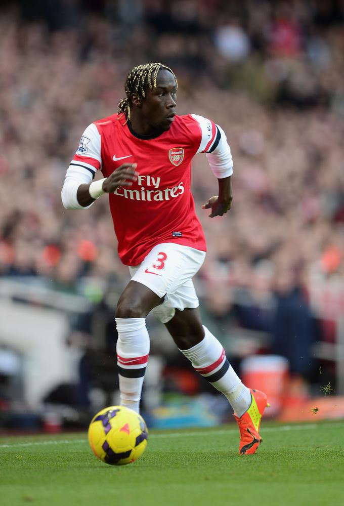 Bacary Sagna 'wants Arsenal to pay him £120,000-a-week'