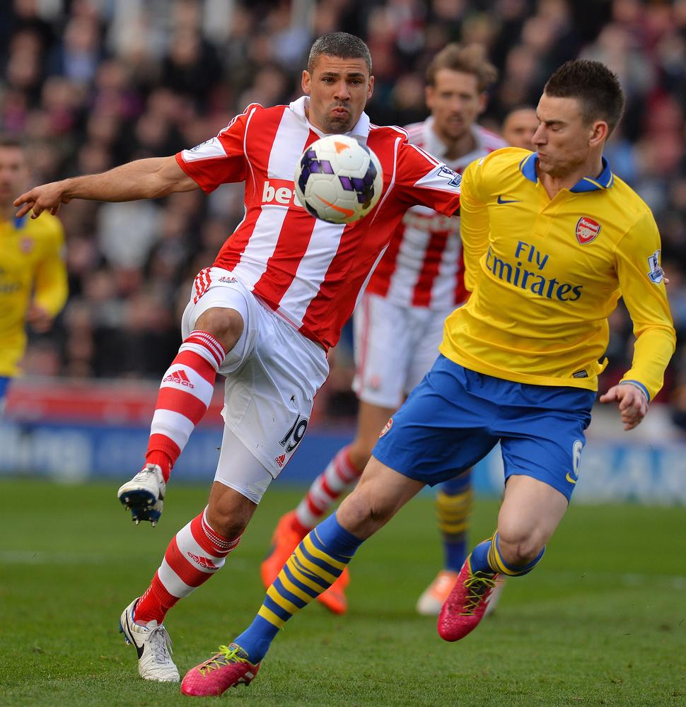 Arsenal need to stop looking for penalty excuses and admit they weren't good enough to beat Stoke