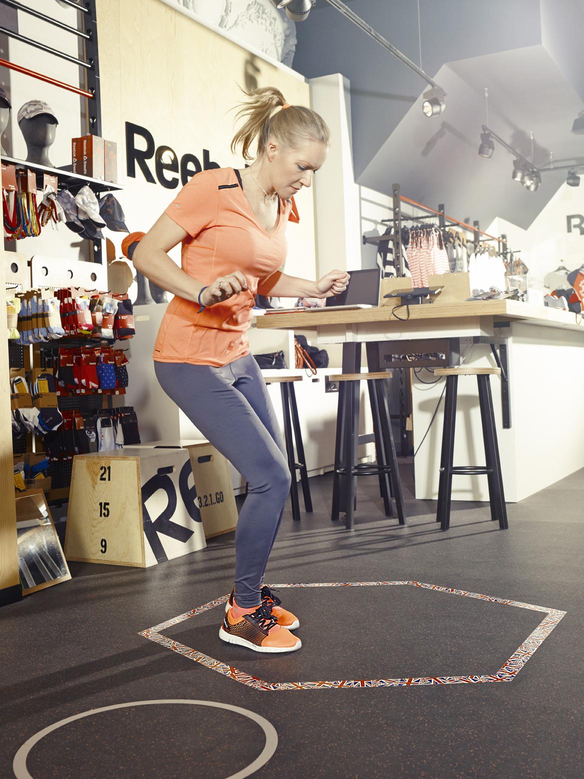 Reebok Fit Club, week one: The secrets of running fast