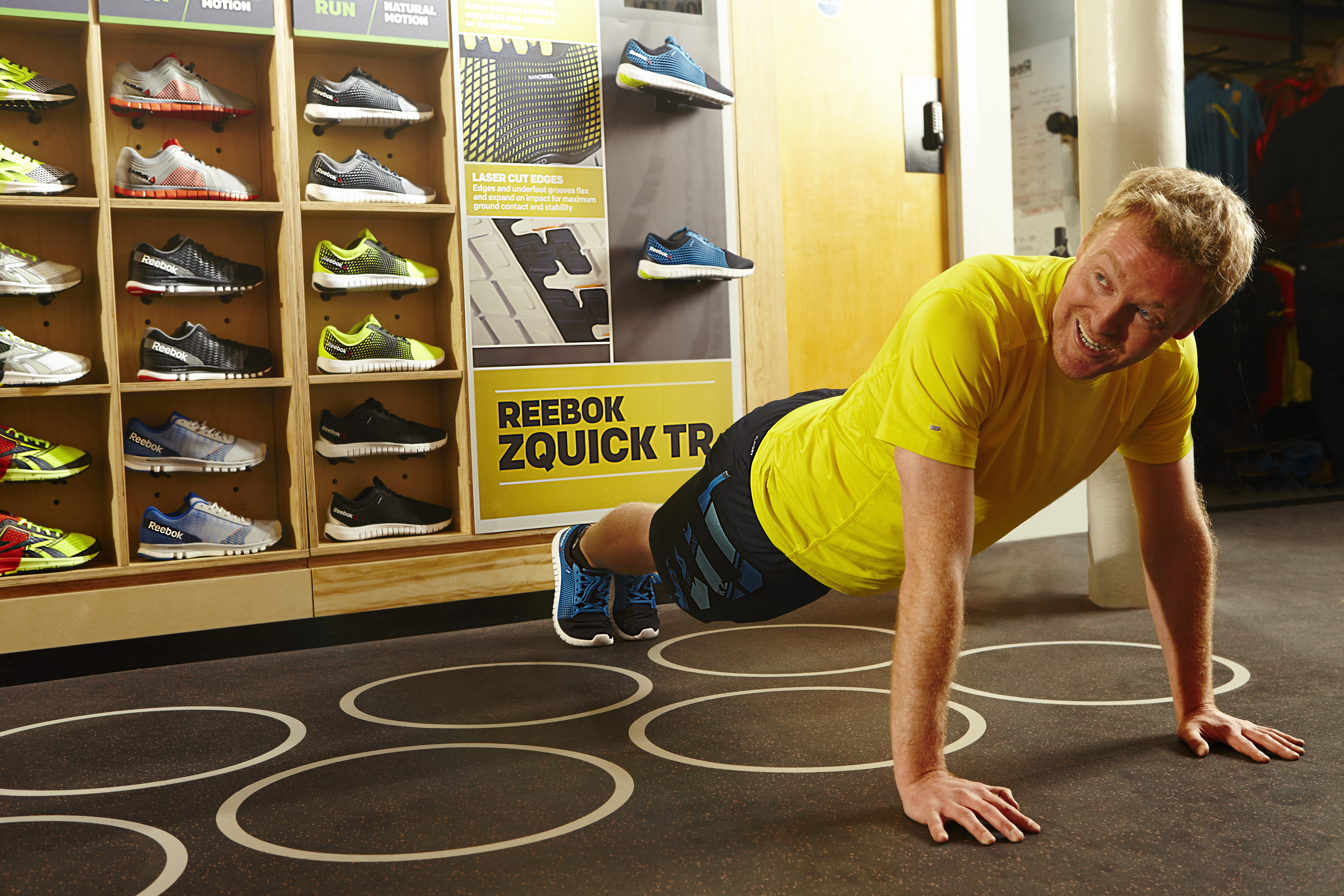 Reebok Fit Club, week two: Five classic workout mistakes