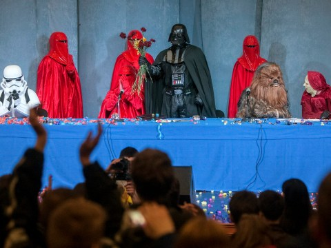 Could Darth Vader become president of Ukraine? 'Sith Lord' enters country's election race