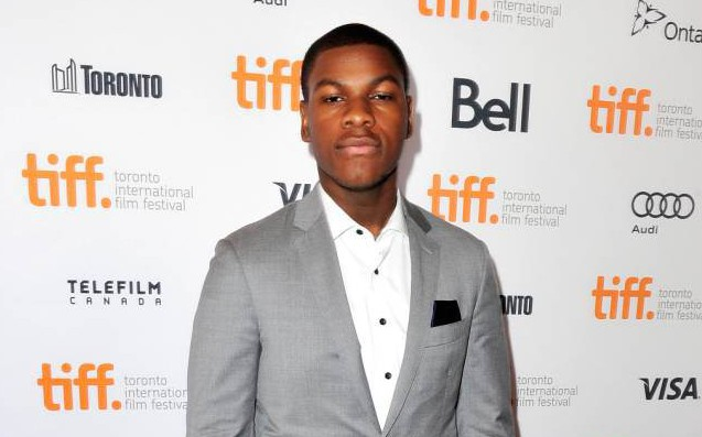 """Actor John Boyega arrives at the """"Half of a Yellow Sun"""" premiere during the 2013 Toronto International Film Festival at the Winter Garden Theatre on September 8, 2013 in Toronto, Canada. TORONTO, ON - SEPTEMBER 08: (Photo by Jerod Harris/Getty Images)"""