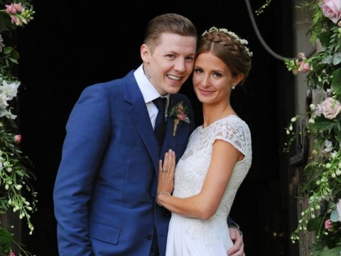 Professor Green comes to Millie Mackintosh's defence after claims she 'abandoned their dog'
