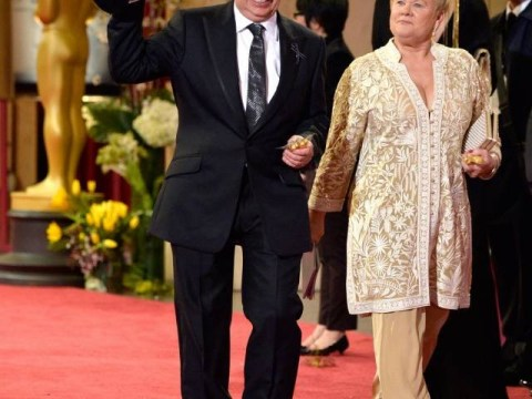 Doppelganger of Dame Judi Dench causes red carpet confusion at Oscars