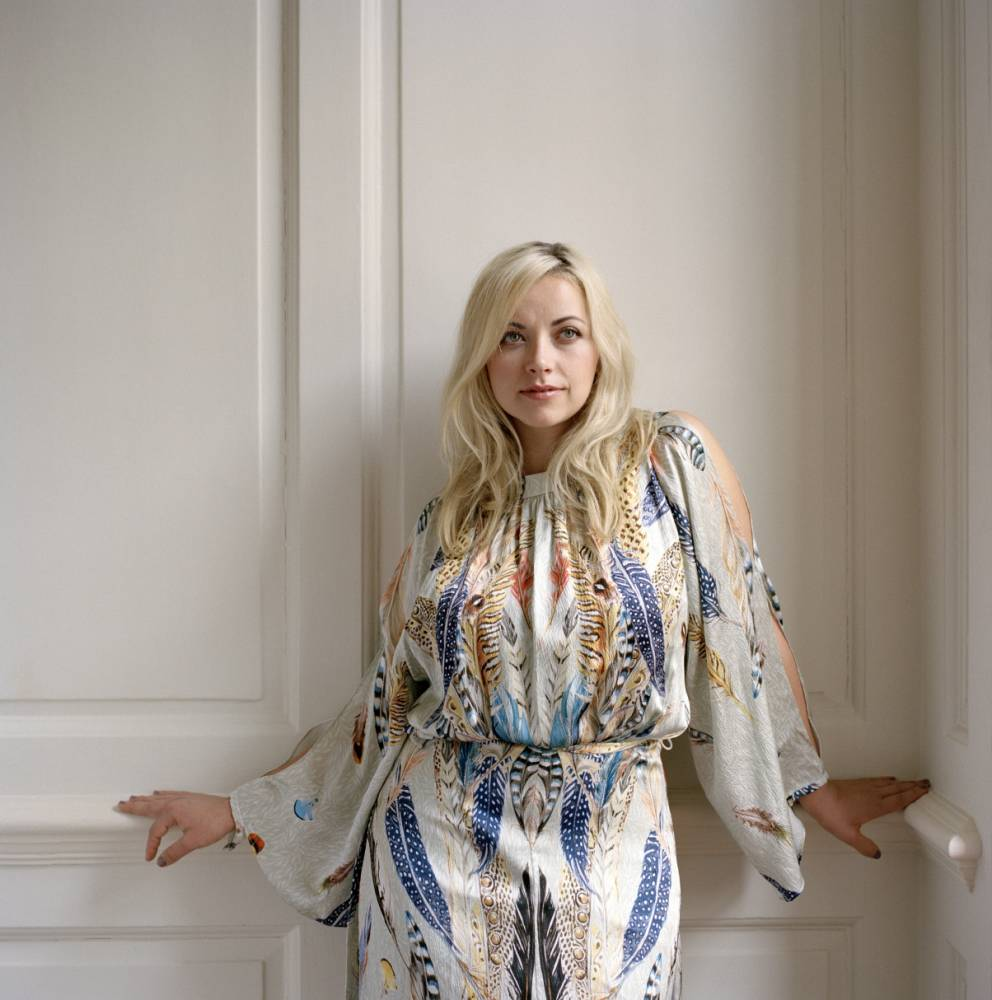 Church says she struggles to engage with mainstream music and is now producing her own stuff at home (Picture: Camera Press/Tina Hillier)