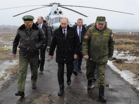 Deadlines and denials as Vladimir Putin digs in over Ukraine