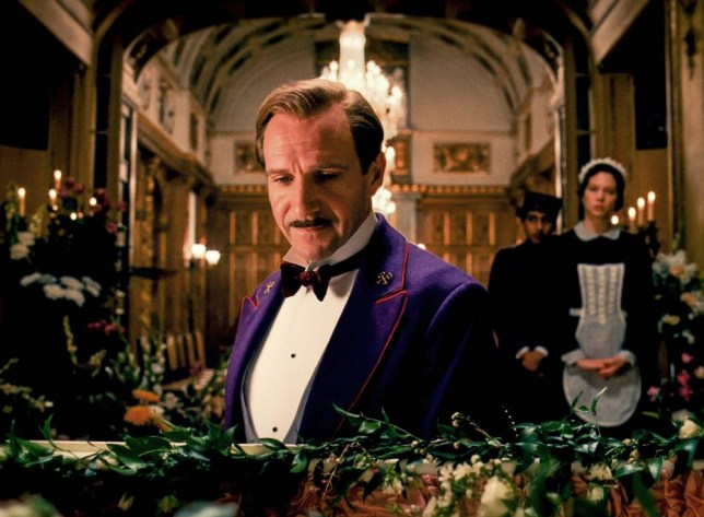 Volde-who? Ralph Fiennes shows his sweet side in this delicious tale (Picture: supplied)