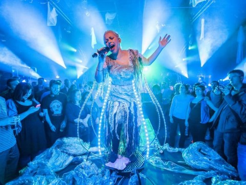 Charlotte Church heckles James Cameron for Avatar 2 role at Tree of Souls-esque EP launch