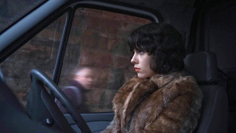 Scarlett Johansson is on the prowl to perfection as a sexy alien in Under The Skin
