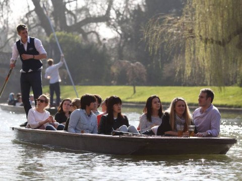 Pictures: Britain enjoys the hot weather