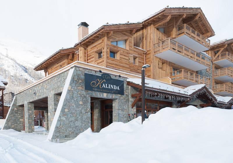 Ski holidays: Tignes 1800, France – the first high-altitude eco-village