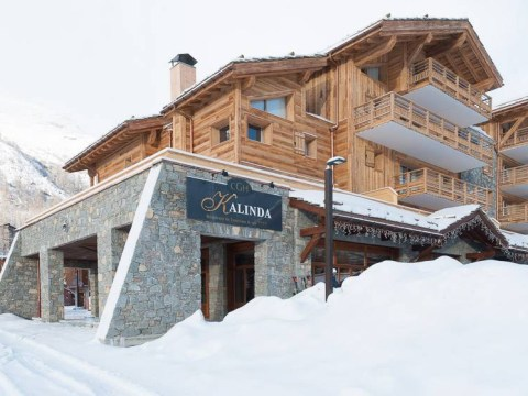 Ski holidays: Tignes 1800, France – the first high-altitude eco-village