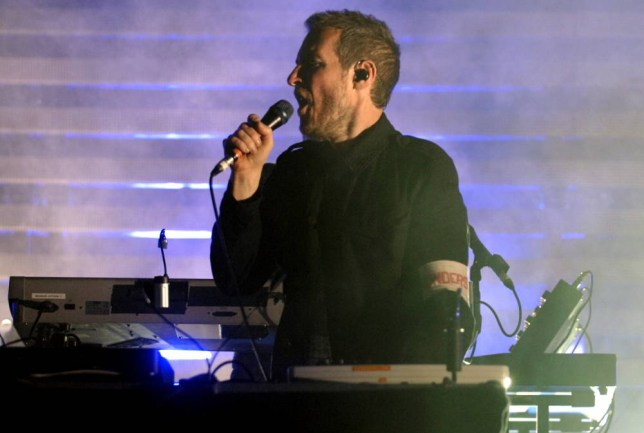 Robert Del Naja aka 3D will be at Iceland's Secret Solstice as Massive Attack perform (Picture: Corbis)