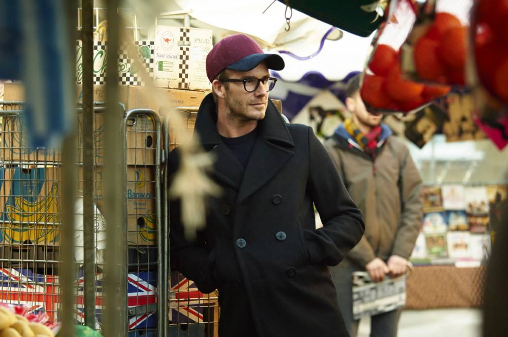 David Beckham in Only Fools and Horses – the best bits