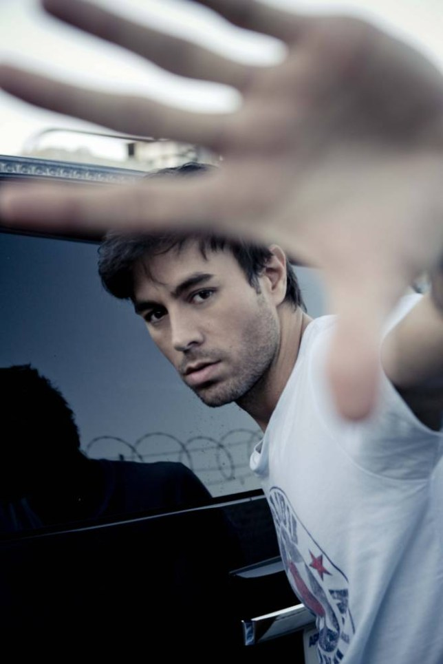 Iglesias Jnr: Don't worry, Enrique, we're not after your phone number Picture: supplied)