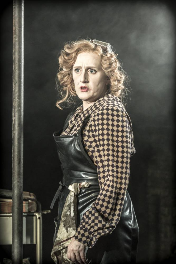 Urinetown at St James Theatre is a splendid blend of The Beggar's Opera and South Park