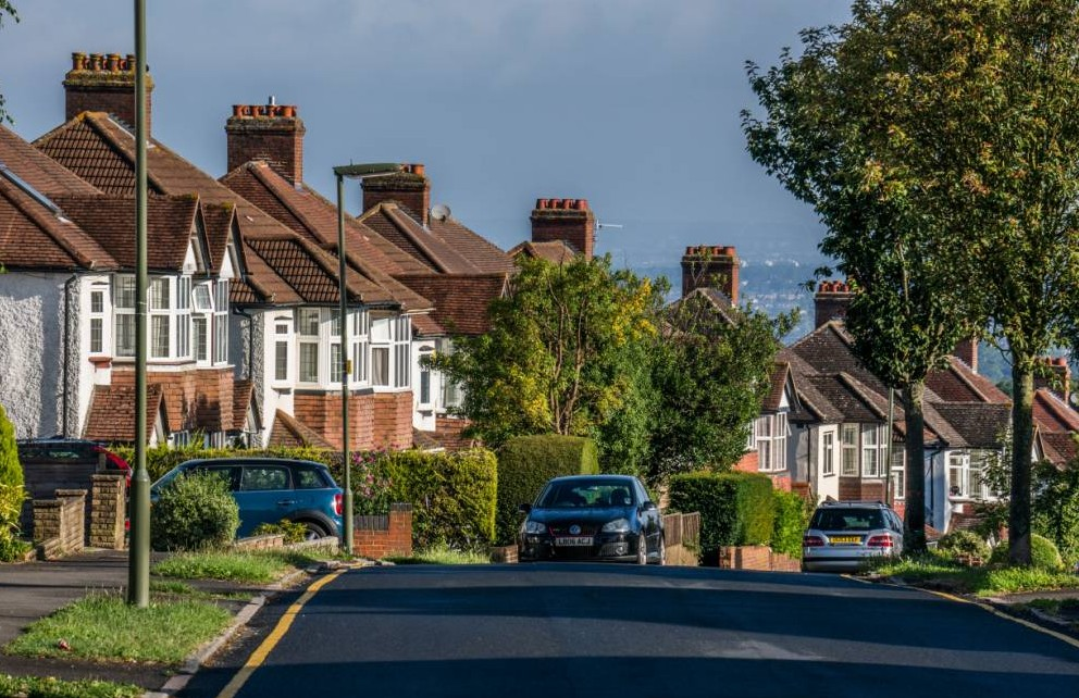Banstead: A community south of London that's a mix of village and town