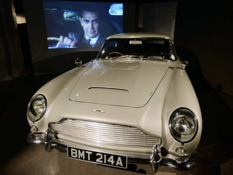Pictures: Bond In Motion exhibition at London Film Museum