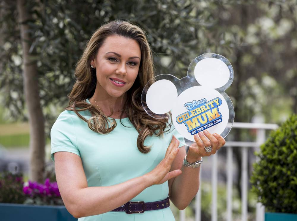 Michelle Heaton celebrates Celebrity Mum of the Year win: 'Being a good mum is a juggling act'