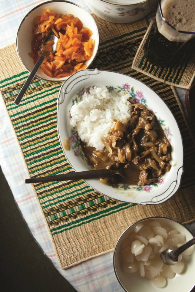 Retro curry from Japanese Soul Cooking (Picture: Todd Coleman)