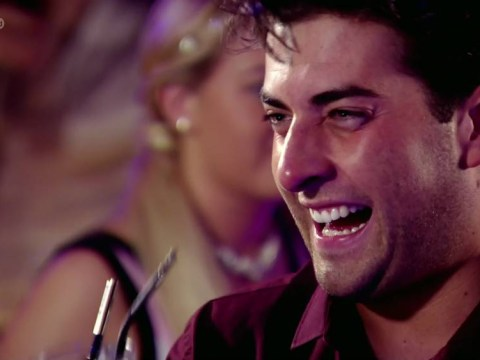 Don't panic, 'missing' TOWIE star James 'Arg' Argent has been found 'safe and well'