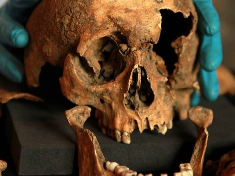 Crossrail skeletons ARE plague dead: Remains could form Black Death burial site