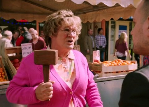 Mrs Brown's Boys D'Movie is actually happening for some reason