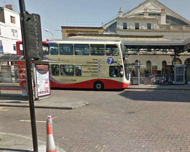 Nigel Thew: Brighton worker sacked after throwing drunk passenger off bus in Saltdean, East Sussex