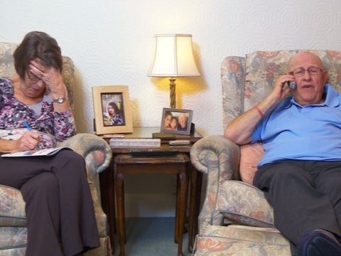 Gogglebox Leon and June's epic love steals the show and the hearts of viewers